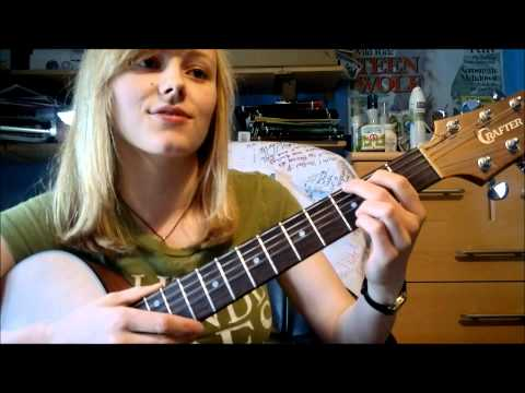 How to play 9 songs with 5 chords acoustic guitar lesson