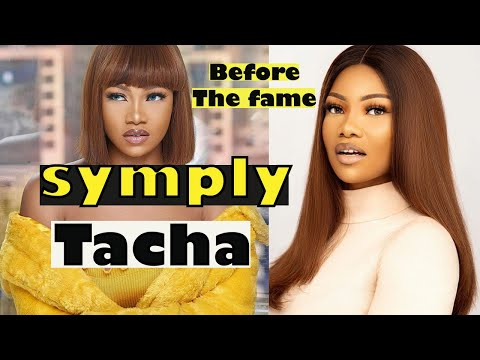 Symply Tacha before She Became Famous