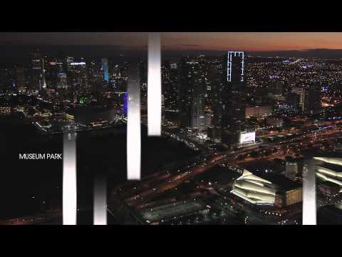 Miami en el a̱o 2020 РFuturo del Centro por Vizcayne
