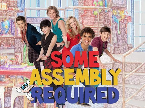 Some Assembly Required - Season 3 - Episode 2 - Dig It Dragon