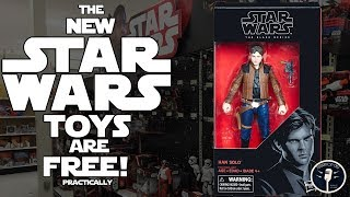 Video The New Star Wars Toys Are Practically Free MP3, 3GP, MP4, WEBM, AVI, FLV Maret 2019