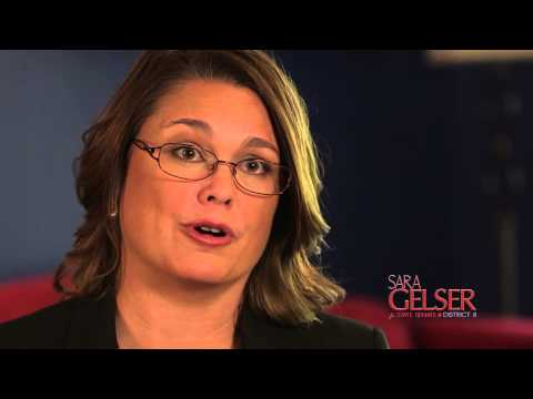 Equal Pay:  Sara Gelser for State Senate 2014