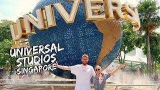 Video A DAY AT UNIVERSAL STUDIOS SINGAPORE! MP3, 3GP, MP4, WEBM, AVI, FLV Oktober 2018