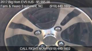 8. 2017 Big Horn EV5 HJS UTV for sale in Farm and Heavy Equipme
