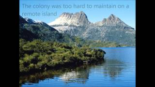 Australian History - Penal Colonies