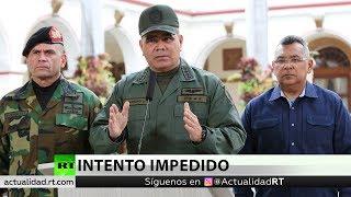 Ministro: todas las unidades militares son leales a Maduro