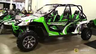 7. 2014 Arctic Cat Wildcat 4X Side by Side ATV - Walkaround - 2016 Toronto ATV Show
