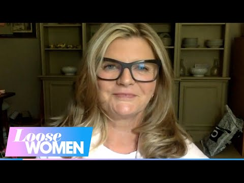 Susannah Constantine Says Split From Trinny Caused Her Severe Anxiety | Loose Women