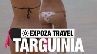 Tarquinia Italy  City new picture : Tarquinia Beach Vacation Travel Video Guide