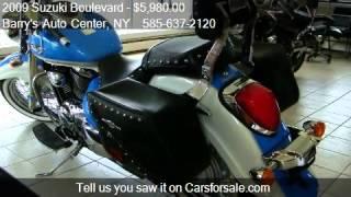 3. 2009 Suzuki Boulevard C50T - for sale in Brockport, NY 14420
