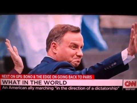 Wstyd na cały świat! Materiał o Polsce i PiS w CNN !