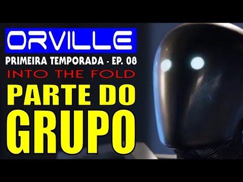 Papo nas Estrelas - The Orville s01e08 - Into the Fold