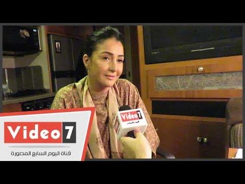 """غادة عبد الرازق لـ """"رامز تحت الأرض"""": أنا خط أحمر.. وأعجبتني حلقتي شاه روخ خان وفيفي عبده"""