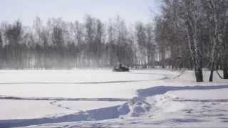 8. Два туриста... Polaris FST IQ Touring vs. YAMAHA RS Venture TF
