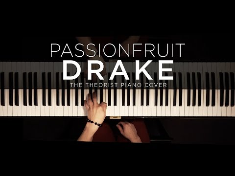 Passionfruit - Drake The piano cover