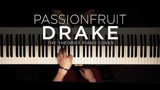 Video Drake - Passionfruit | The Theorist Piano Cover MP3, 3GP, MP4, WEBM, AVI, FLV Januari 2018