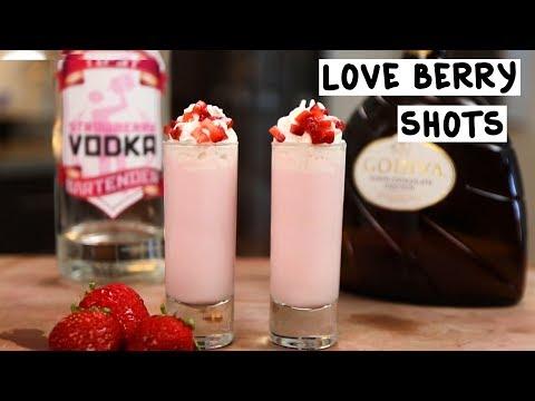 Love Berry Shots