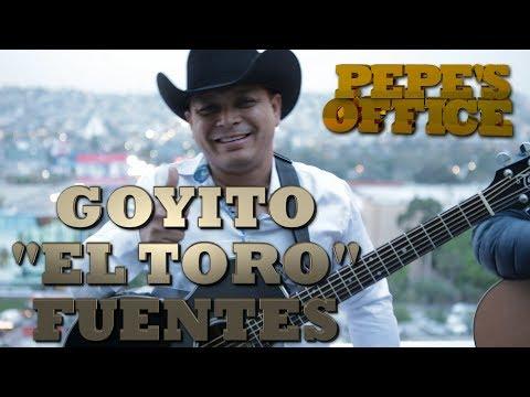"GOYITO ""EL TORO"" FUENTES CREADOR DEL TORO ENCARTADO - Pepe's Office - Thumbnail"