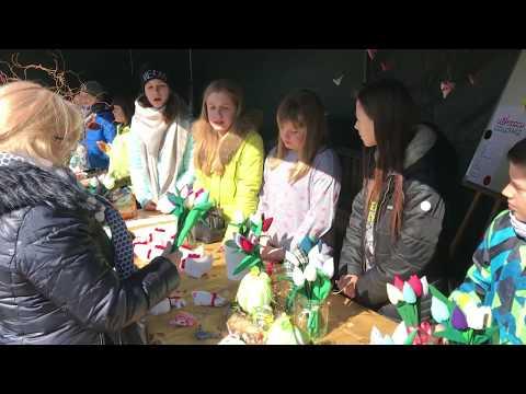 Wideo1: Jarmark Wielkanocny w Rawiczu