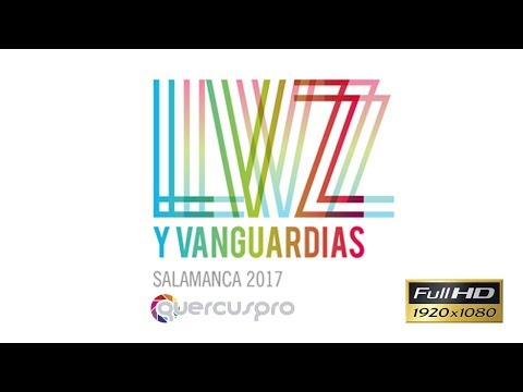 BIMap Barcelona International Mapping Arts Heterogenia. Luz y vanguardias. 2017. Salamanca