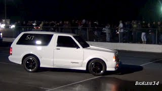 The Most Insane V6 SUV You've EVER Seen - GMC Typhoon