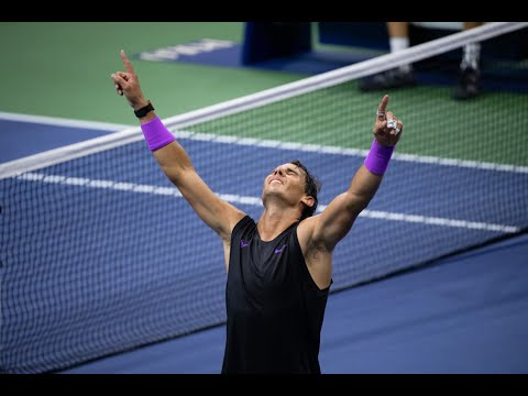 Daniil Medvedev vs Rafael Nadal | US Open 2019 Finals Highlights