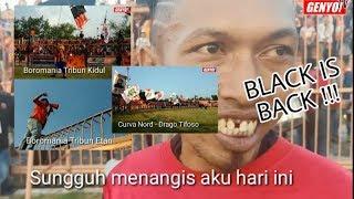Download Video PECAHHH !!! MR.BLACK IS BACK, Lama tak terlihat di tribun, Ini kata Mr.Black MP3 3GP MP4