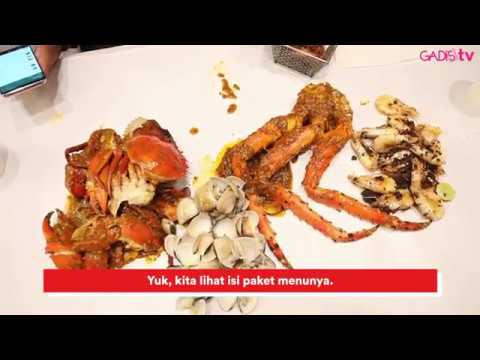 Restaurant Review: The Holy Crab Cajun Family Package