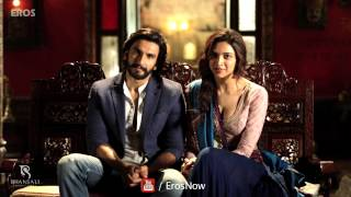 Ranveer Singh&Deepika Padukone invites you to check out the Trailer Of 'Ram-leela'