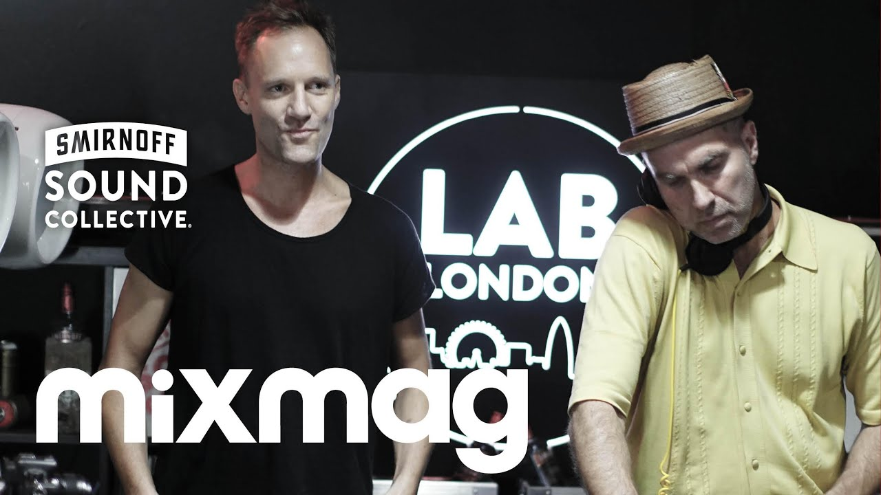 Luke Solomon, M.A.N.D.Y. - Live @ Mixmag Lab 2015