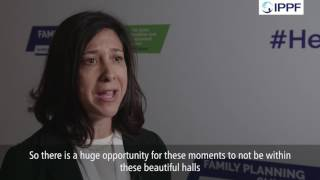 Nomi Fuchs-Montgomery, Bill & Melinda Gates Foundation, about the 2017 London Family Planning Summit and the next steps to take to advance Family Planning progress
