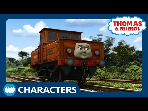 Meet Stafford | Meet the Engines | Thomas & Friends