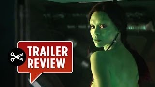 Guardians Of The Galaxy Trailer #1 (2014) - Chris Pratt, Marvel Movie HD