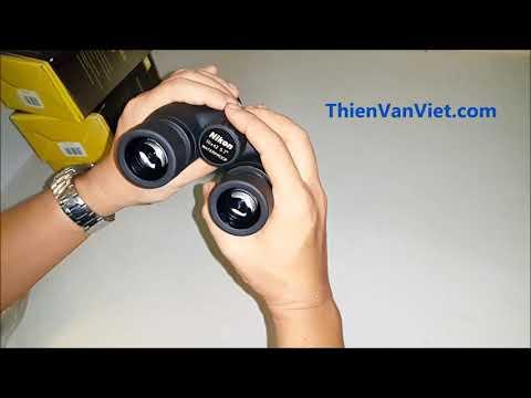 ỐNG NHÒM CHÍNH HÃNG NIKON MONARCH 3 10X42 - THIENVANVIET.COM