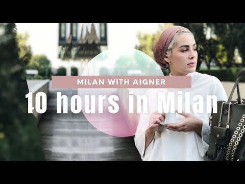 VLOG: First 10 Hours in Milan