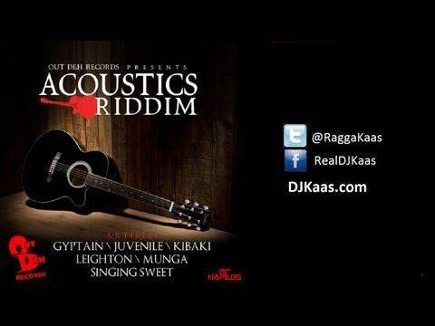 Acoustics Riddim - OUt Deh Records - January 2013