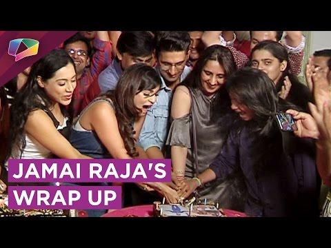 Ravi Dubey And Shinny Doshi On Jamai Raja's Wrap U