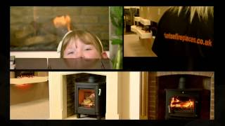 TV Advert for Danton Fireplaces, Shot in one day and edited in a short time frame this advertisement was a great success for ...