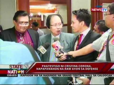 SONA: Ret. Justice Cuevas at Senator-Judge Recto, nagkasagutan sa Impeachment Trial