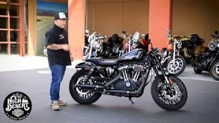 2018 Harley-Davidson Roadster Cafe Racer