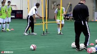 """""""Improving Speed, Agility and Reaction Time In Soccer Related Activities"""""""