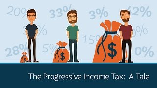 Video The Progressive Income Tax: A Tale of Three Brothers MP3, 3GP, MP4, WEBM, AVI, FLV November 2018