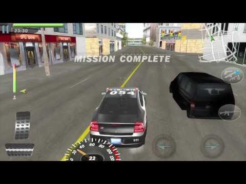 Video of Mad Cop3 Police Car Race Drift