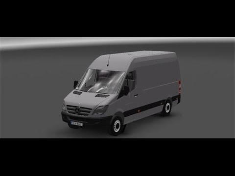 Mercedes Benz Sprinter 1
