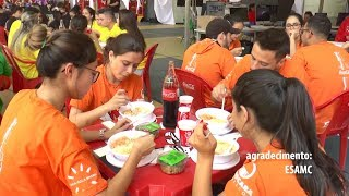 14ª Maratona Esamc Sorocaba - Visita Record