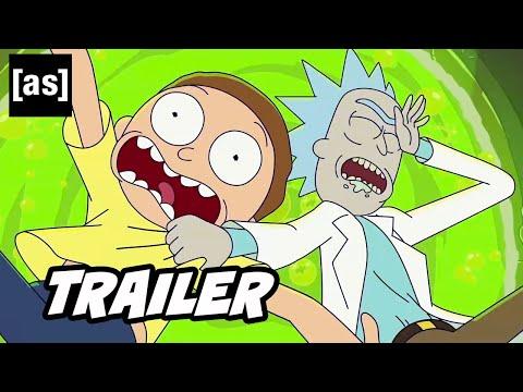 Rick and Morty Season 4 Episode 8 Trailer and Season 5 Teaser Breakdown