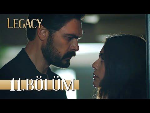 Emanet 11. Bölüm | Legacy Episode 11
