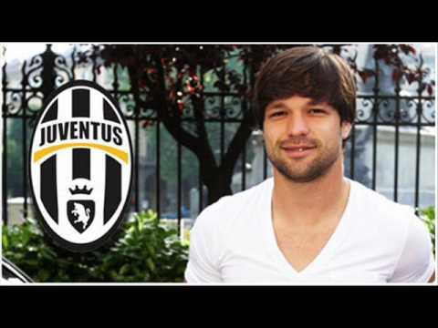 Diego llega a la Juventus