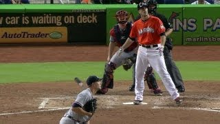 Nonton Jose Fernandez hits first home run, benches clear Film Subtitle Indonesia Streaming Movie Download