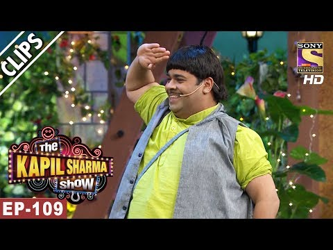 Baccha Welcomes Suresh Raina, Shikhar Dhawan & Hardik Pandya -The Kapil Sharma Show - 27th May, 2017